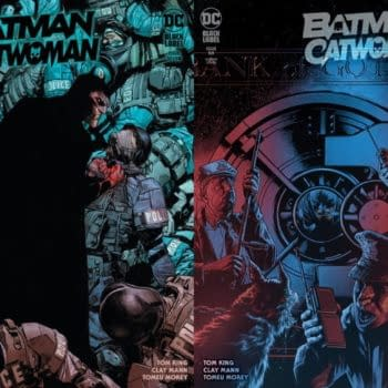 Liam Sharp Takes Over Batman/Catwoman For Three Issues