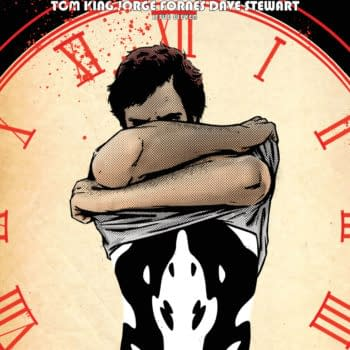 Cover image for RORSCHACH #11 (OF 12) CVR A JORGE FORNES (MR)