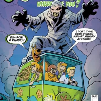 Cover image for SCOOBY-DOO WHERE ARE YOU #111