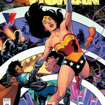 Cover image for WONDER WOMAN #778 CVR A TRAVIS MOORE