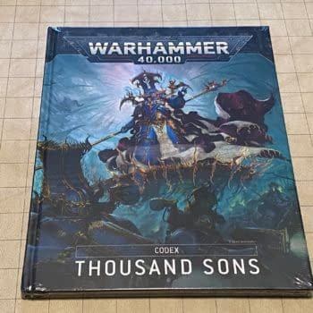 Warhammer 40k's Thousand Sons & Grey Knights Codexes: A Review