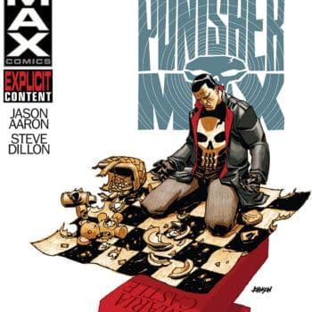 Jesus Saiz and Paul Azaceta Join Jason Aaron on Punisher No More?