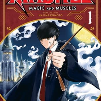 Mashle: Magic and Muscles Vol. 1: What if Superman Went to Hogwarts?
