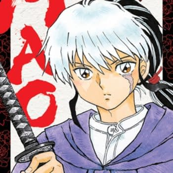 Mao: Viz Media Premieres New Rumiko Takahashi Manga Series!