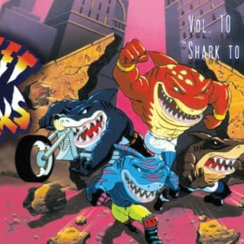 Street Sharks: A Jawesome Recap of Mattel's Hit 90s Toy Line