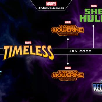Marvel Announced Many Timeless Projects For 2021 and 2022
