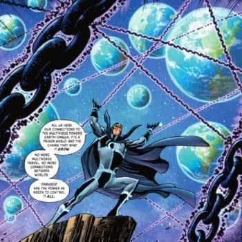 Darkseid Has The Omniverse In Chains (Infinite Frontier #5 Spoilers)