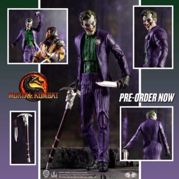 The Joker Joins Mortal Kombat 11 with New McFarlane Toys Figure