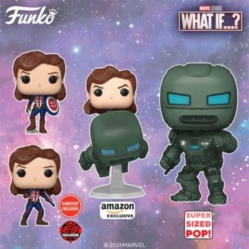 Bring Home What If..? Captain Carter With These Hot Collectibles
