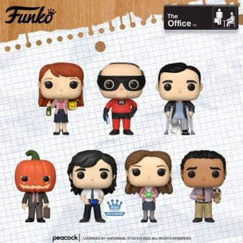 Funko Reveals New The Office Pop and Mini Moments Are on the Way