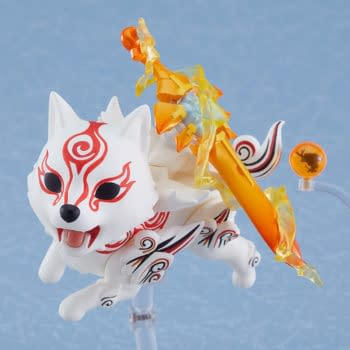 Okami Shiranui Goes Deluxe with New Nendoroid from Good Smile