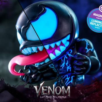 Venom: Let Their Be Carnage Cosbaby Revealed by Hot Toys