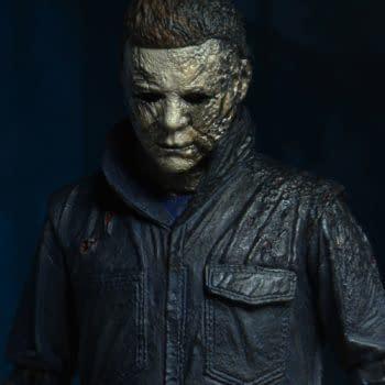Halloween Kills Michael Myers Figure Revealed By NECA