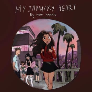 What If Storyboarder Noor Rasoul Sells Graphic Memoir My January Heart