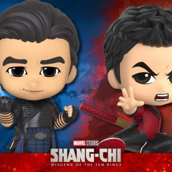 Hot Toys Reveals Two Adorable Shang-Chi Cosbaby Figures