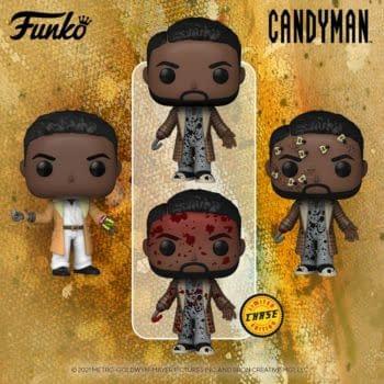 Horror Fans Rejoice, Candyman Receives Funko Pop Vinyl Wave