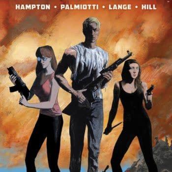 Jimmy Palmiotti's Rage At Kickstarter Comics With Scott Hampton