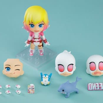Gwenpool is Back with New Nendoroid From Good Smile