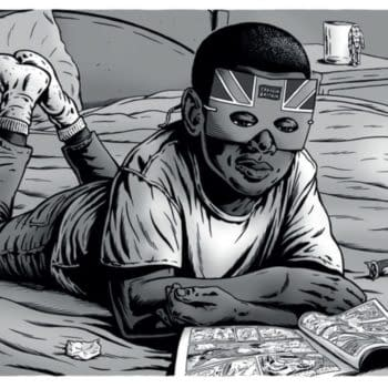 Black – A Windrush Autobiographical Graphic Novel