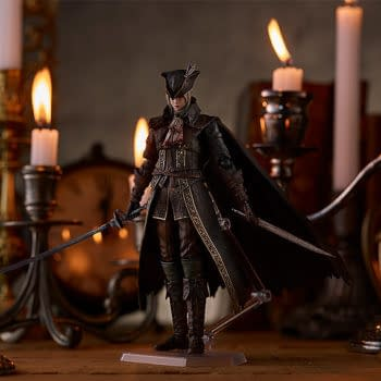 Bloodborne Lady Maria of the Astral Clocktower Has Arrived At Good Smile