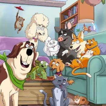 HouseBroken Renewed For A Second Season On Fox's Animation Lineup
