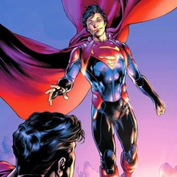 SCOOP: Jonathan Kent, Superman's Son, Is a Bisexual Young Man With A Boyfriend
