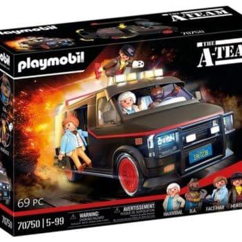 A-Team Van Coming Soon From Playmobil