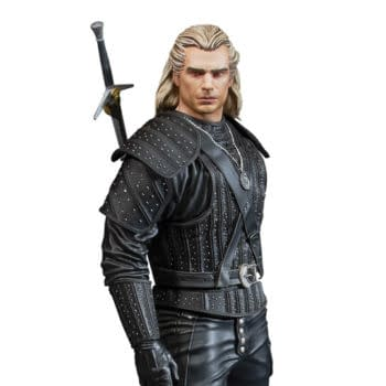 Netflix The Witcher TV Series Getting Statues from Dark Horse Comics