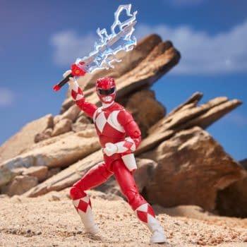 Hasbro Re-Releasing Popular Power Rangers Lighting Collection Figures