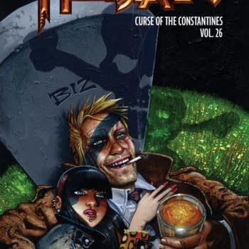 DC Comcis Finally Collect All Of The 300 Issue Run Of Hellblazer