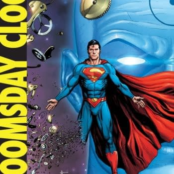 DC Comics Puts Doomsday Clock and Metal In Absolute Format