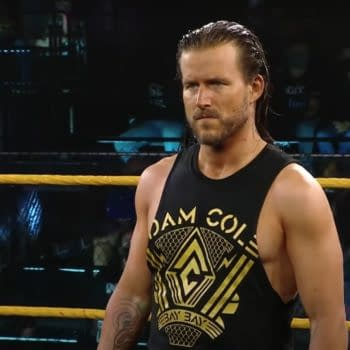 Adam Cole: Will He Stay Or Will He Go?