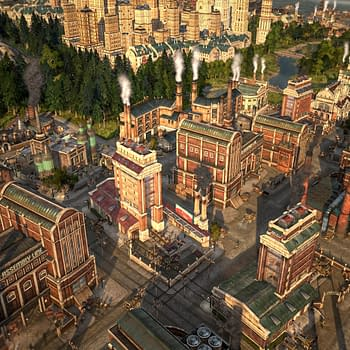 Ubisoft Releases Anno 1800's The High Life DLC Today