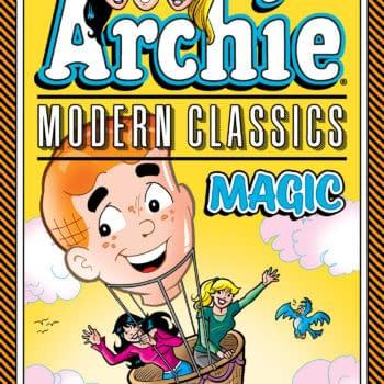 Archie Unveils Spring 2022 Graphic Novel Slate