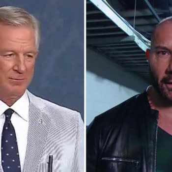 Dave Bautista is not a fan of Alabama Senator Tommy Tuberville, an extension of The Animal's longtime feud with fellow WWE Hall-of-Famer former president Donald Trump.