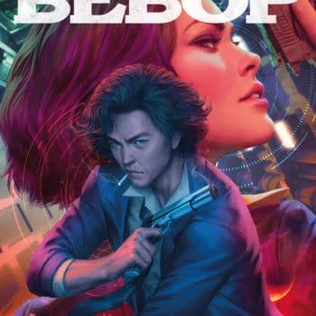 Titan to Publish Cowboy Bebop Comic by Dan Watters and Lamar Mathurin