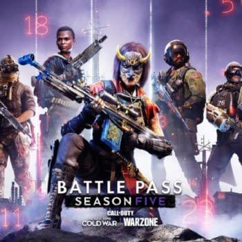 Call Of Duty Reveals Season 5 Battle Pass Details