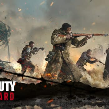 Activision Teases Full Reveal Of Call Of Duty: Vanguard