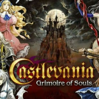 Castlevania: Grimoire Of Souls Is Coming To Apple Arcade