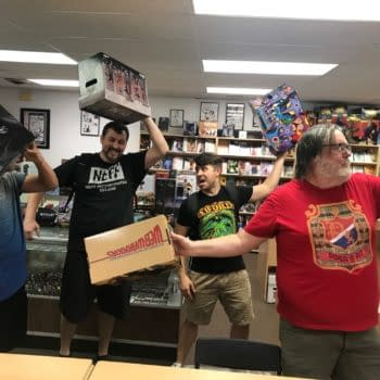 Comic Store In Your Future Chaos and Substack