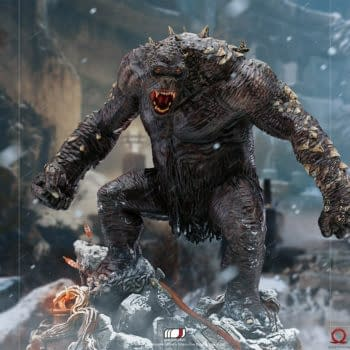 God of War Ogre Comes To Life With New Iron Studios Statue