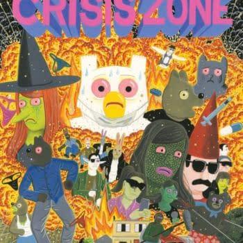 Fantagraphics Announces Print Publication Of CRISIS ZONE