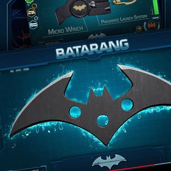 Warner Bros. Launches DC: Batman Bat-Tech Edition
