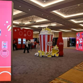 The CinemaCon Show Floor is the Most Obvious Victim of the Pandemic