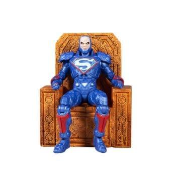 McFarlane Toys Reveals DC Comics Darkseid War Lex Luthor Figure