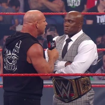 Goldberg vs. Bobby Lashley Officially Set for WWE SummerSlam