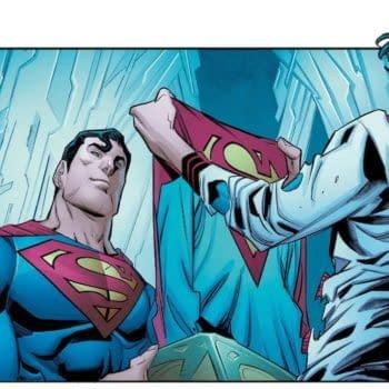 Superman: Son Of Kal-El Gets 2nd Print, Phantom Starkiller Gets 4th