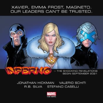TOLDJA: Xavier, Emma Frost, Magneto, Our Leaders Cannot Be Trusted