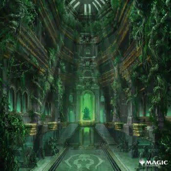 Magic: The Gathering Series Previews Brandon Routh's Gideon Jura