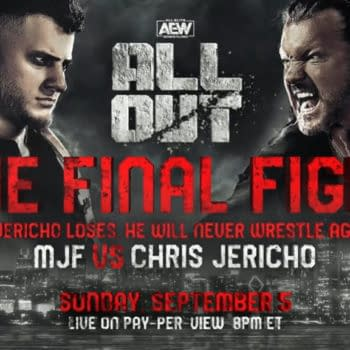 Chris Jericho to Put Career on the Line Against MJF at All Out
